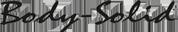 logo Body-Solid gym equipment manufacturer