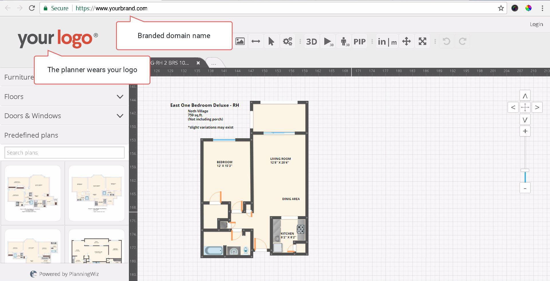 Amazing Property Floor Plan Contemporary Flooring Area
